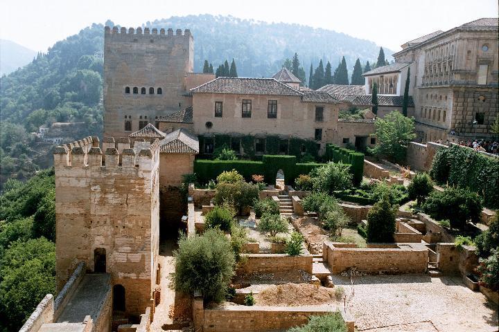 Xativa Spain  city pictures gallery : 48 Zamek w Xativa A castle in Xativa